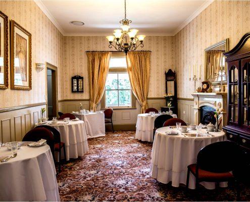 Old world dining room