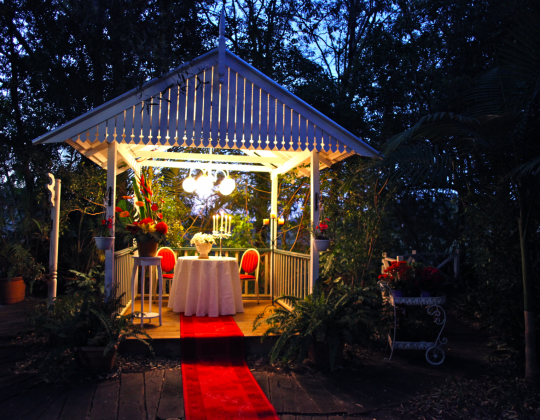 Wedding Gazeebo