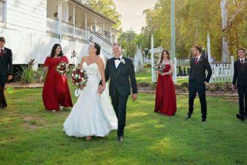 Wedding crop